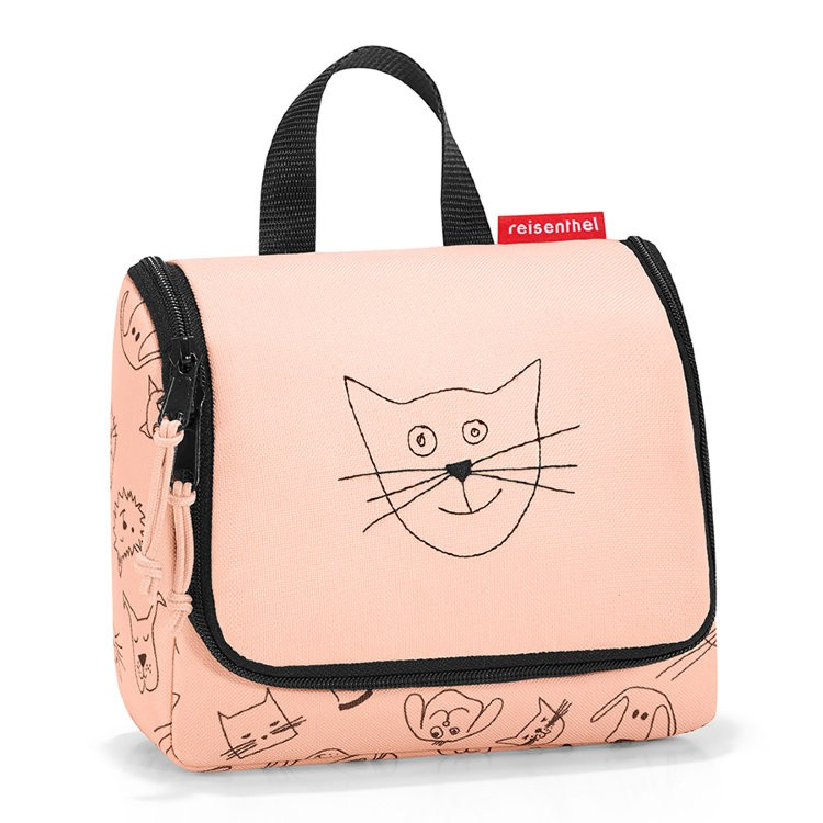 Органайзер детский toiletbag s cats and dogs rose (60169)