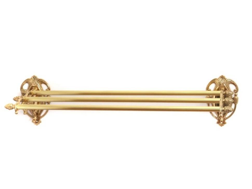 Вешалка настеннаЯ длЯ полотенец 68*22 см. - вешалки и крючки.