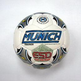 Мяч для футзала FIFA MUNICH TRAINER 62W-23760 (52677)