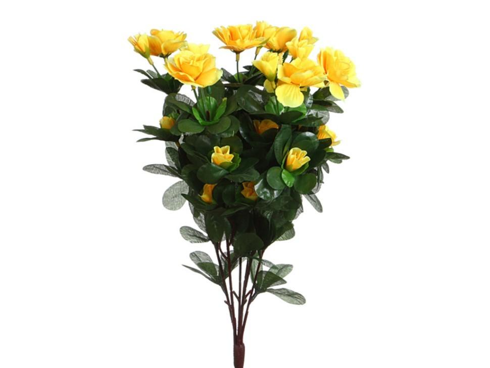Искусственные цветы мелким оптом дешево от производителя