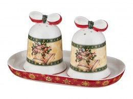 "Набор для специй ""christmas collection"" 3 пр. Hangzhou Jinding (586-134)"