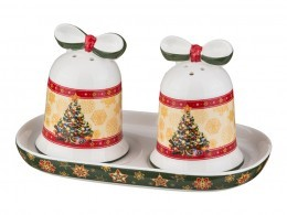 "Набор для специй ""christmas collection"" 3 пр. Hangzhou Jinding (586-051)"