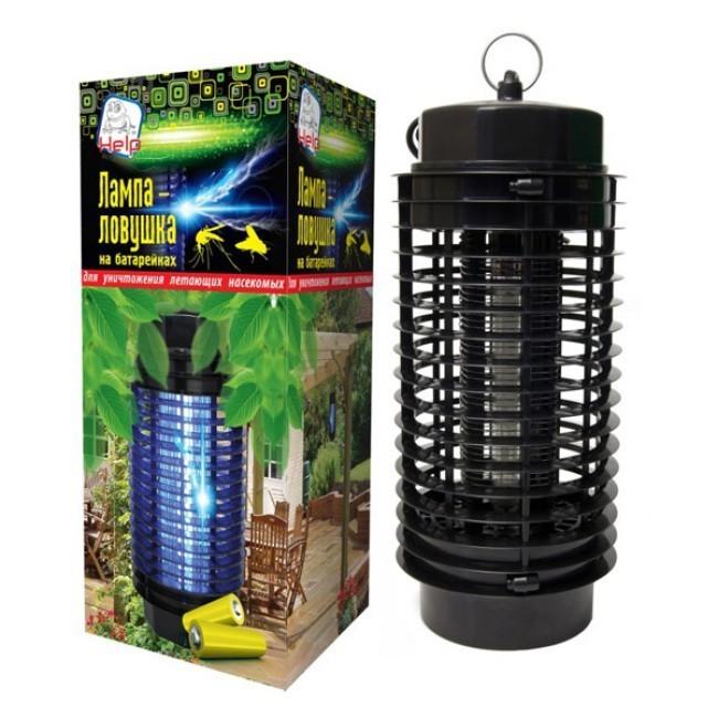 Лампа для уничтожения летающих насекомых