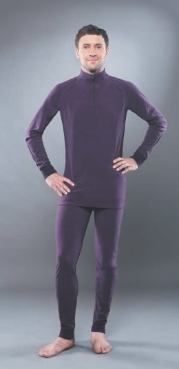 Кальсоны GUAHOO Fleece Basic 700 P/DVT (10610)
