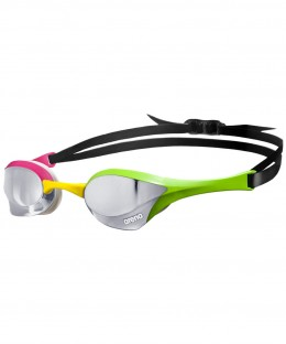 Очки Cobra Ultra Mirror Silver/Green/Pink, 1E032 569 (361266)